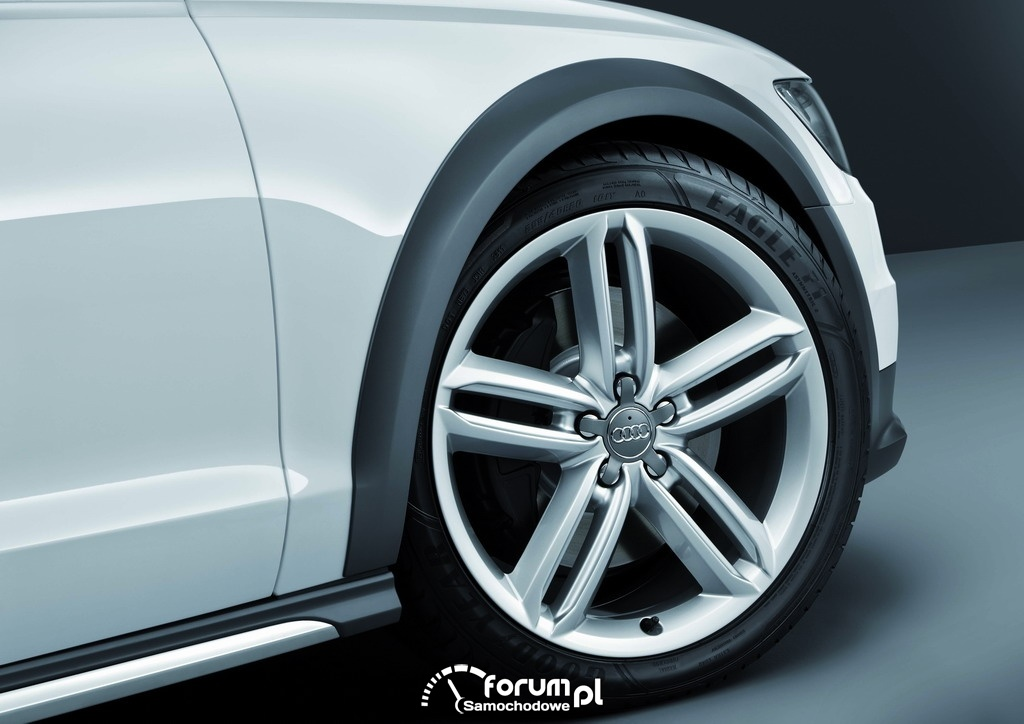 Alufelgi - Audi A6 allroad quattro - Avant 2012, 20