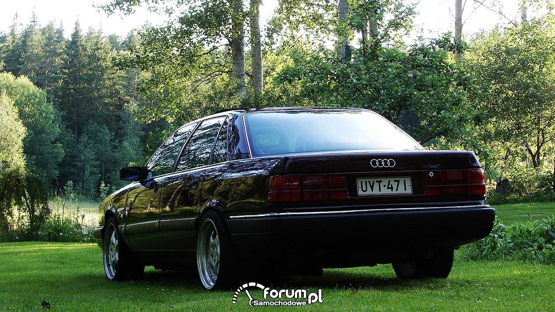 Audi 200 Quattro tuning