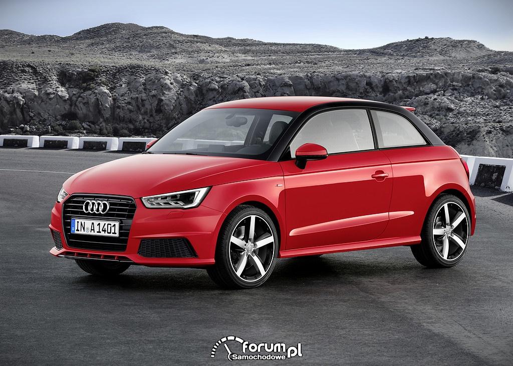 Best Cars 2015 - dwie wygrane Audi