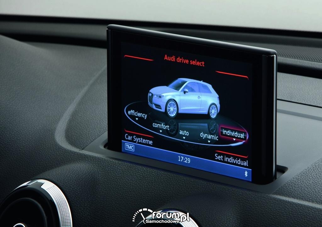 Audi A3 2012 navigacja