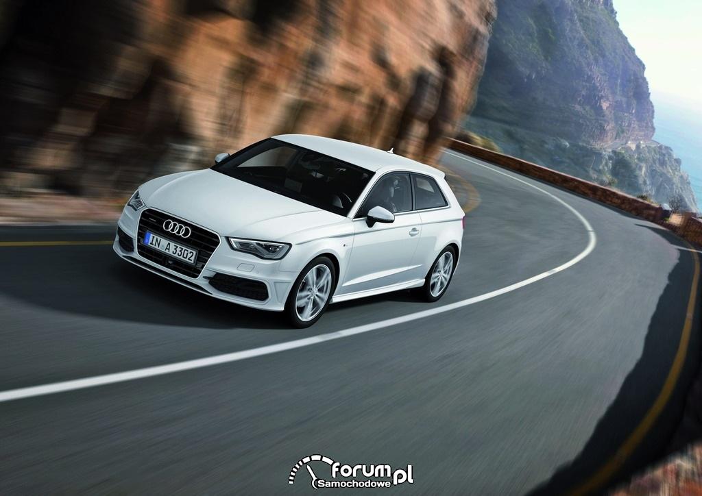 Audi A3, 3-drzwiowe