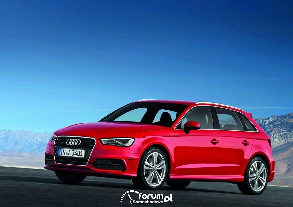 Audi A3 quattro 5d