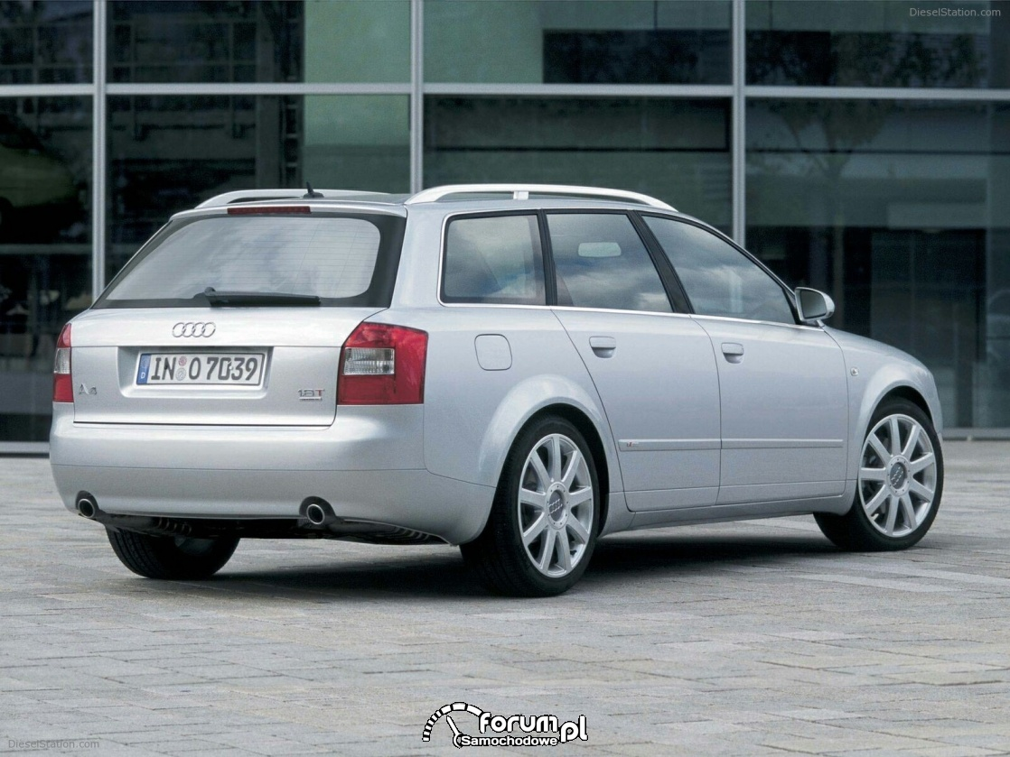 Audi A4 B6