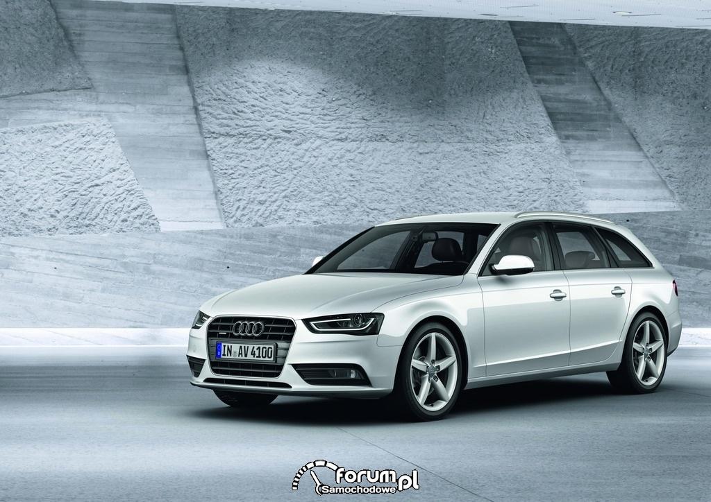 Audi A4 b9 kombi