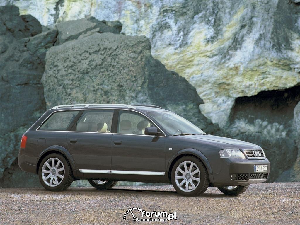 Audi A6 Allroad C5, 2002