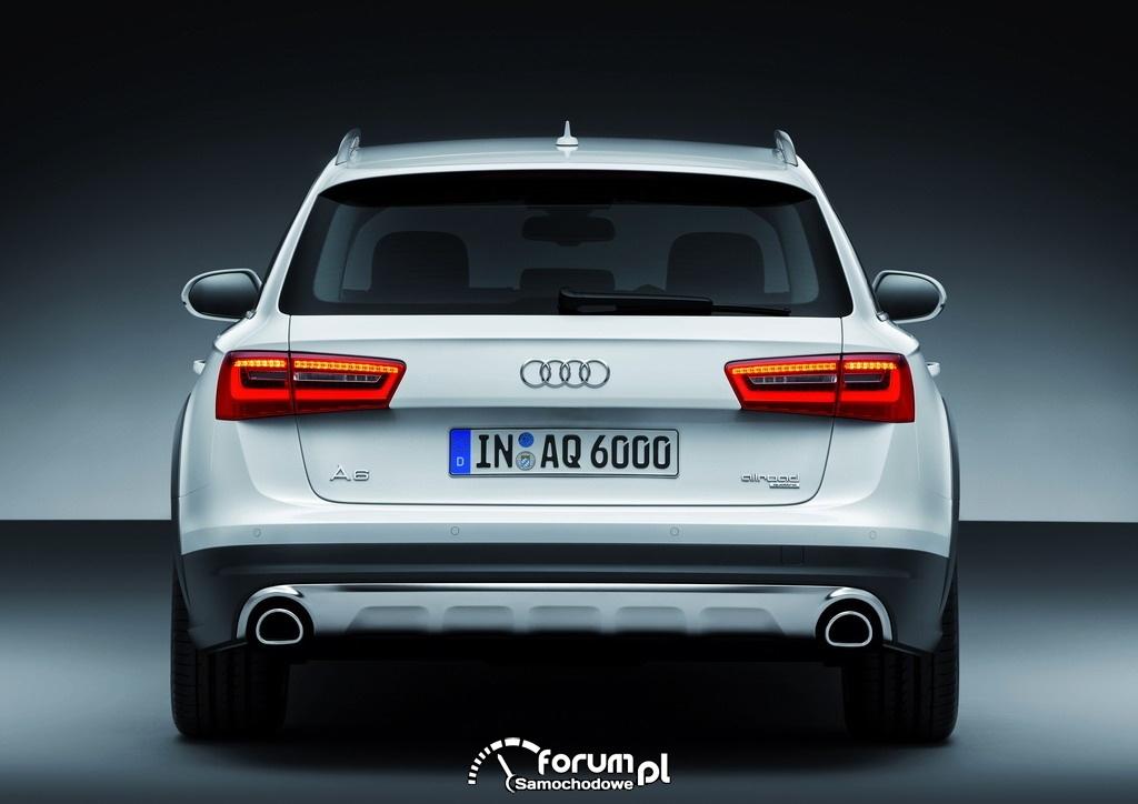 Audi A6 allroad quattro - Avant 2012, 02