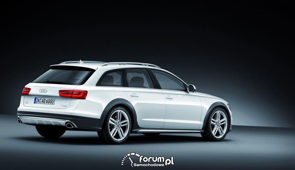 Audi A6 allroad quattro - Avant 2012, 04
