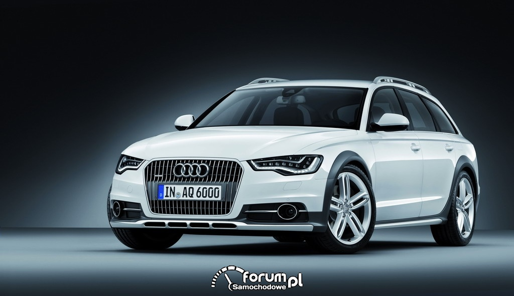Audi A6 allroad quattro - Avant 2012, 05