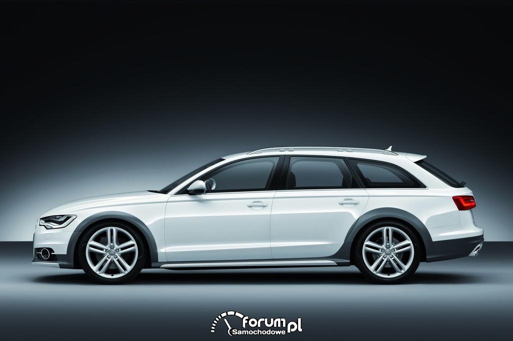 Audi A6 allroad quattro - Avant 2012, 07