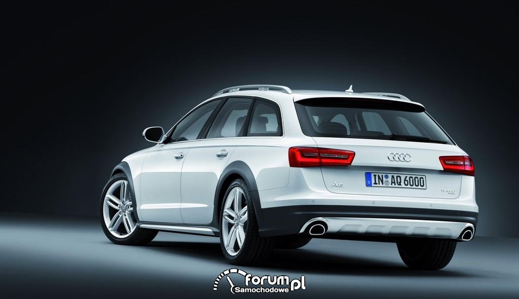 Audi A6 allroad quattro - Avant 2012, 08