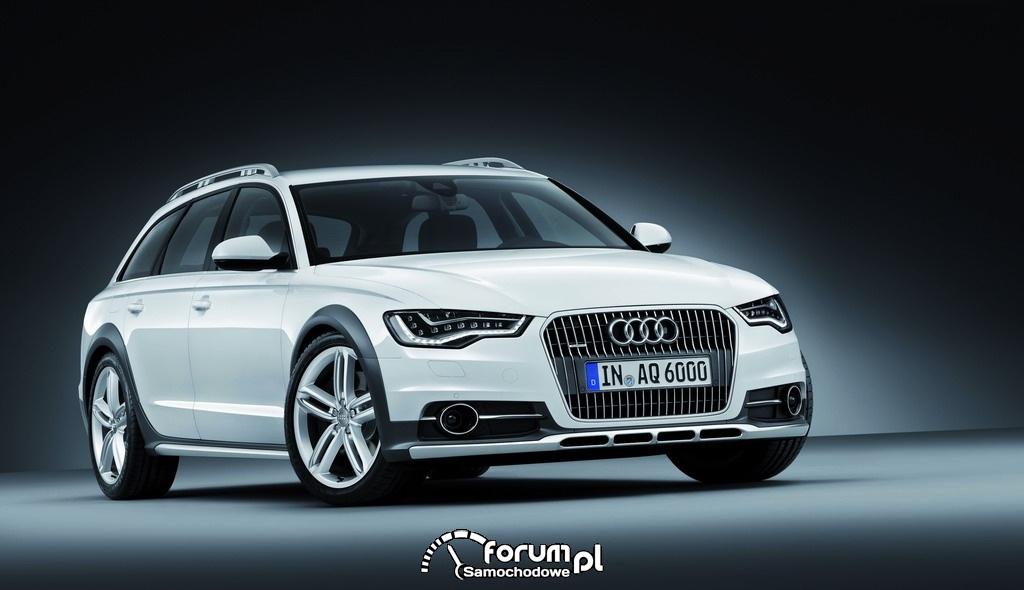 Audi A6 allroad quattro - Avant 2012, 10