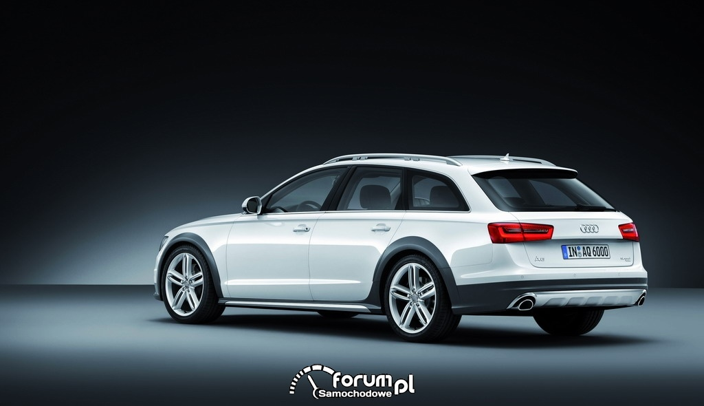 Audi A6 allroad quattro - Avant 2012, 11