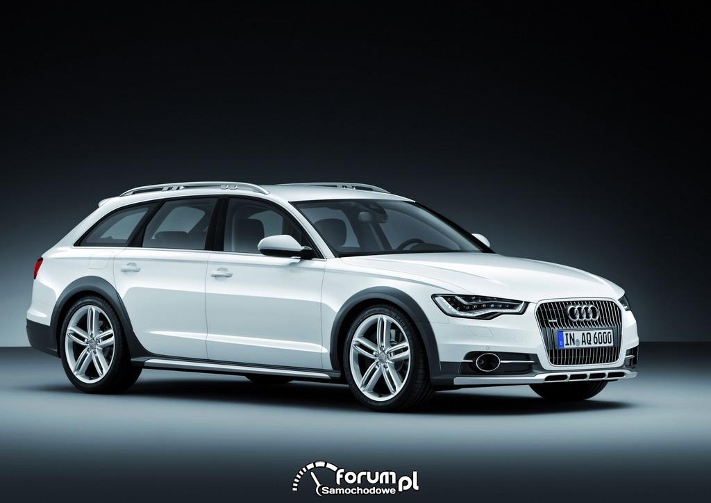 Audi A6 allroad quattro - Avant 2012, 12