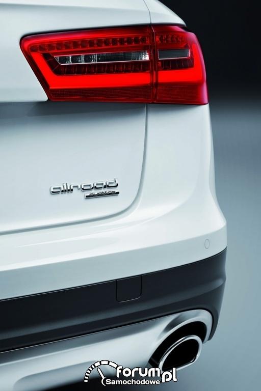Audi A6 allroad quattro - Avant 2012, 13