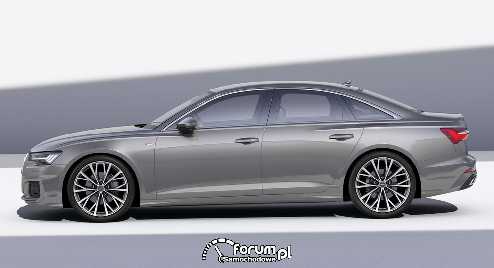 [2018] Audi A6 C8