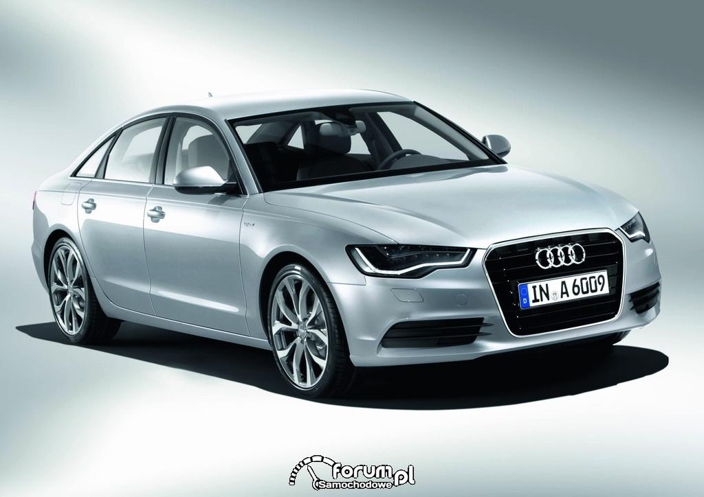 Audi A6 Hybrid, 2