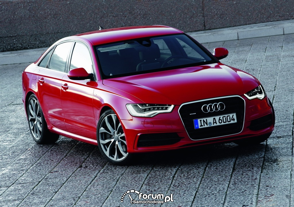 Audi A6 - THE BEST CAR 2011 : 1