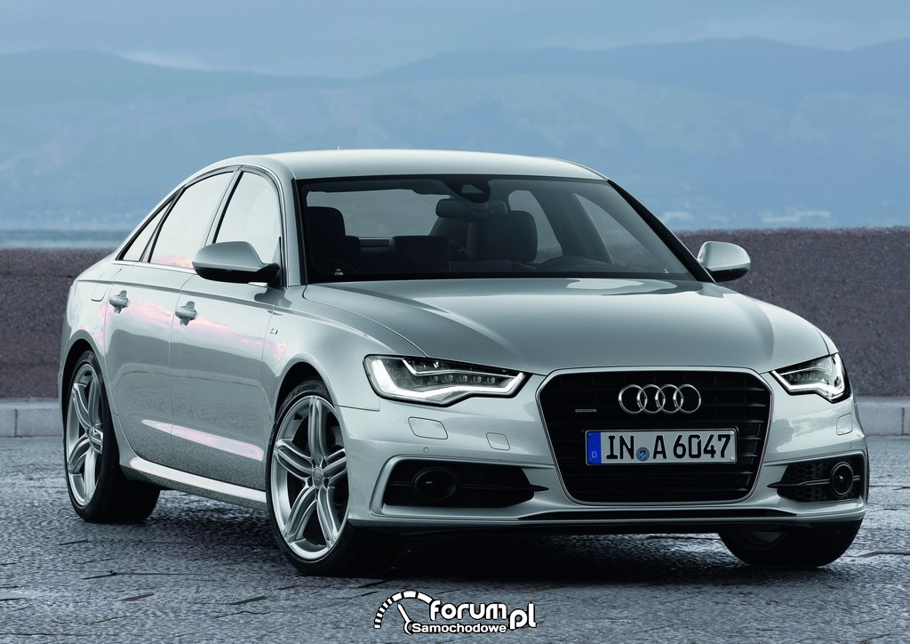 Audi A6 - THE BEST CAR 2011 : 6