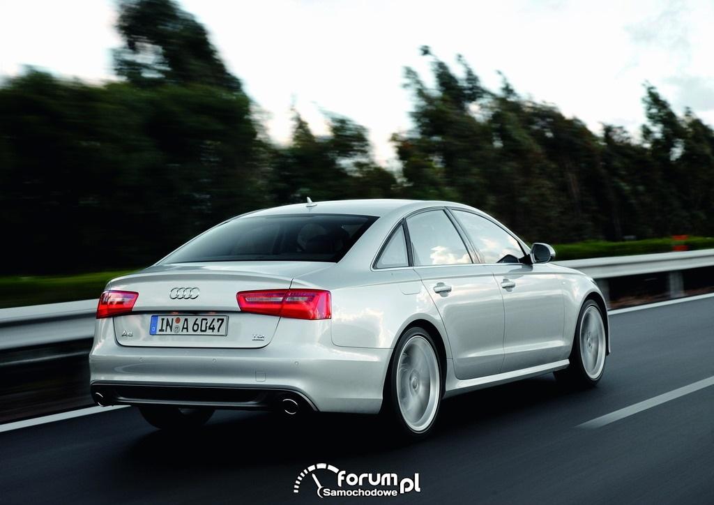 Audi A6 - THE BEST CAR 2011 : 7
