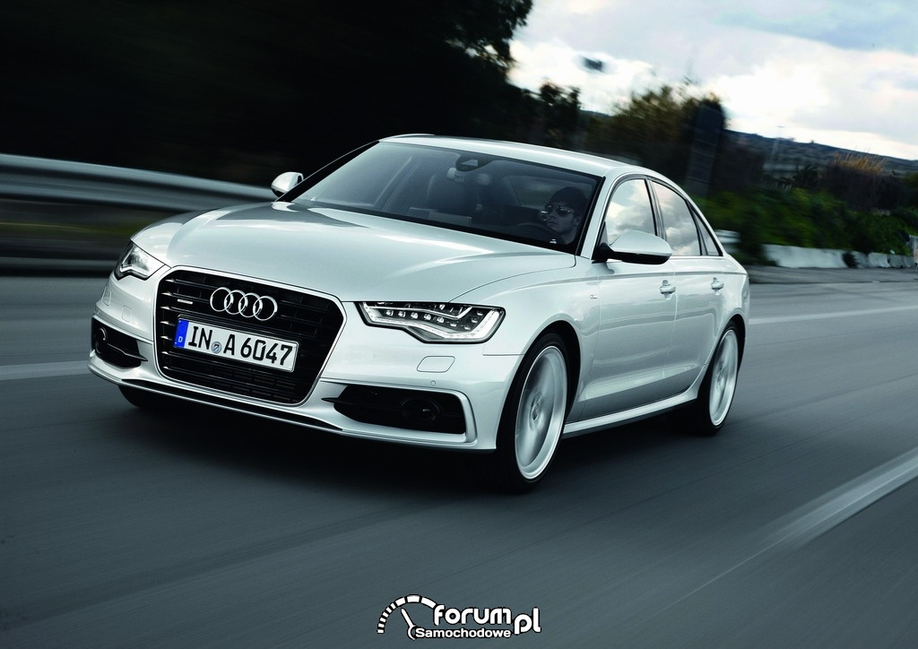 Audi A6 - THE BEST CAR 2011 : 8