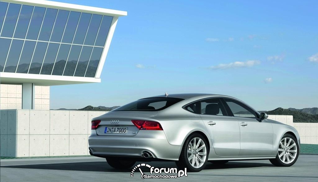 Audi A7 TDI Quatro