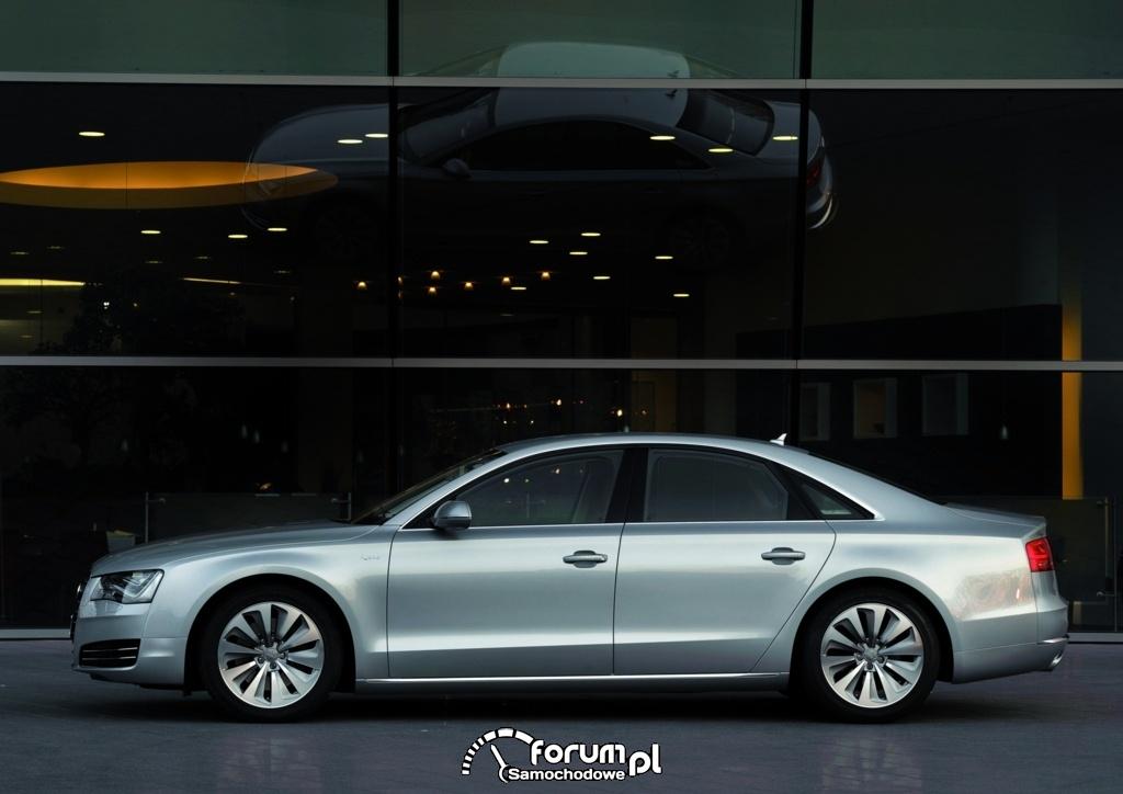 Audi A8 hybrid, 3