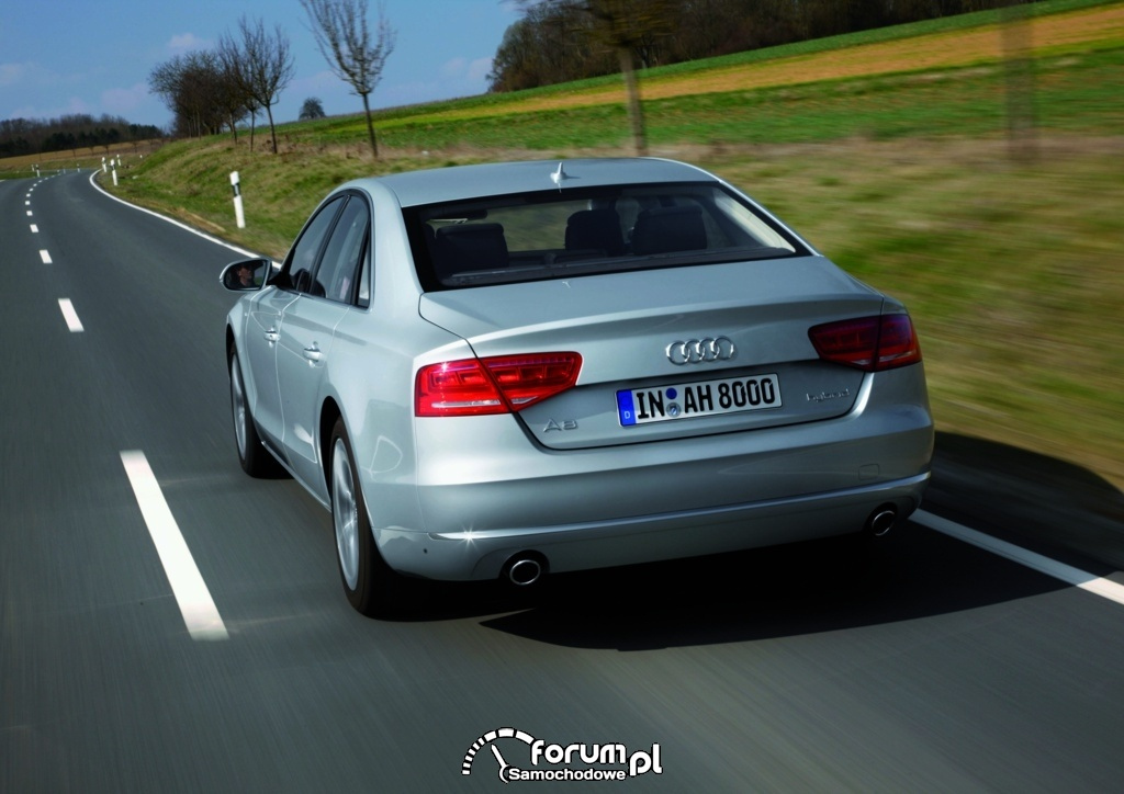 Audi A8 hybrid, 5