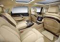 Audi A8 L extended, miejsca dla pasażerów, wnętrze