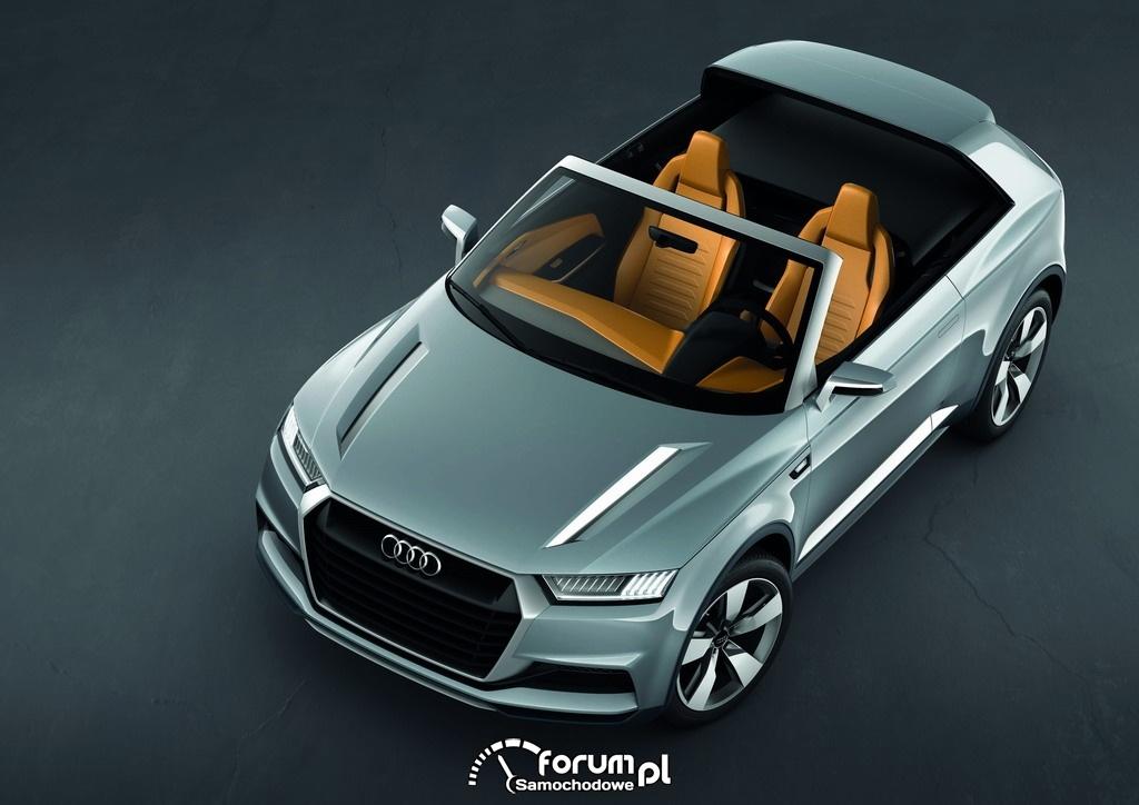 Audi crosslane coupe, cabrio