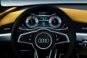 Audi crosslane coupe, licznik, zegary