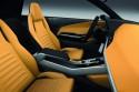 Audi crosslane coupe, wnętrze, przednie fotele