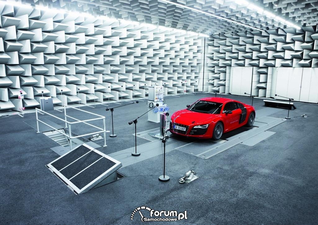 Audi e-sound - Audi R8 e-tron, 3