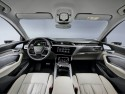 Audi e-tron, cyfrowe lusterka we wnętrzu