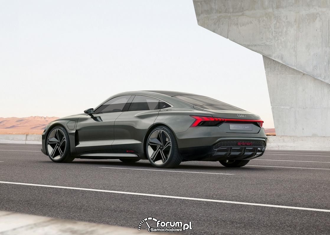 Audi e-tron GT concept, 2