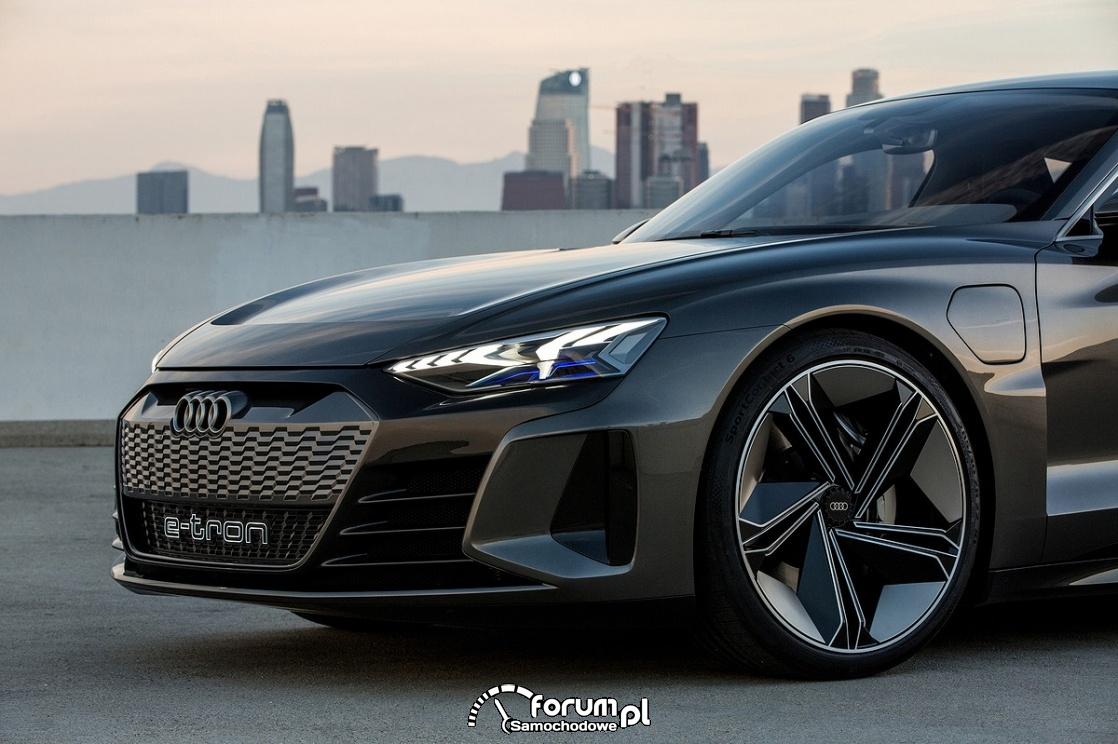 Audi e-tron GT concept, alufelgi