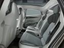 Audi e-tron GT concept, wnętrze, tylne siedzenia