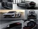 Audi PB18 e-tron - samochód sportowy z napędem elektrycznym