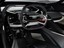 Audi PB18 e-tron, kierownica