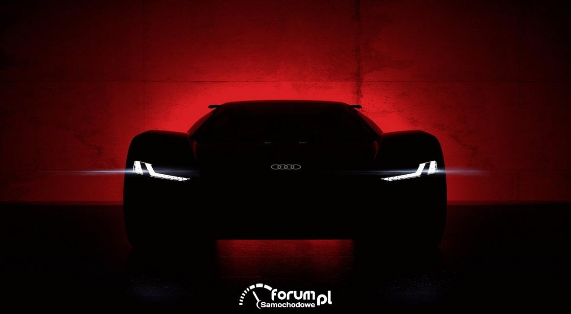 Audi PB 18 e-tron - Pebble Beach Car Week