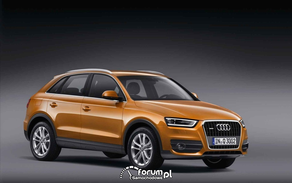 Audi Q1 Compact SUV