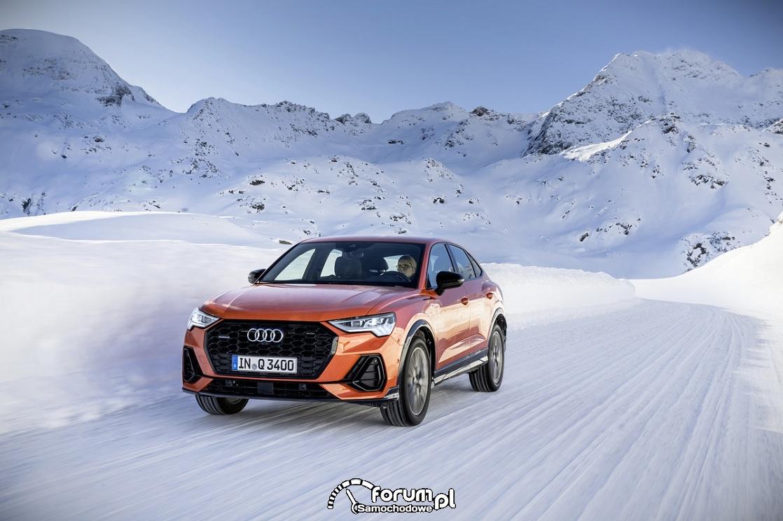 """Audi Q3 Sportback głosami czytelników wygrywa plebiscyt """"Best Cars"""""""