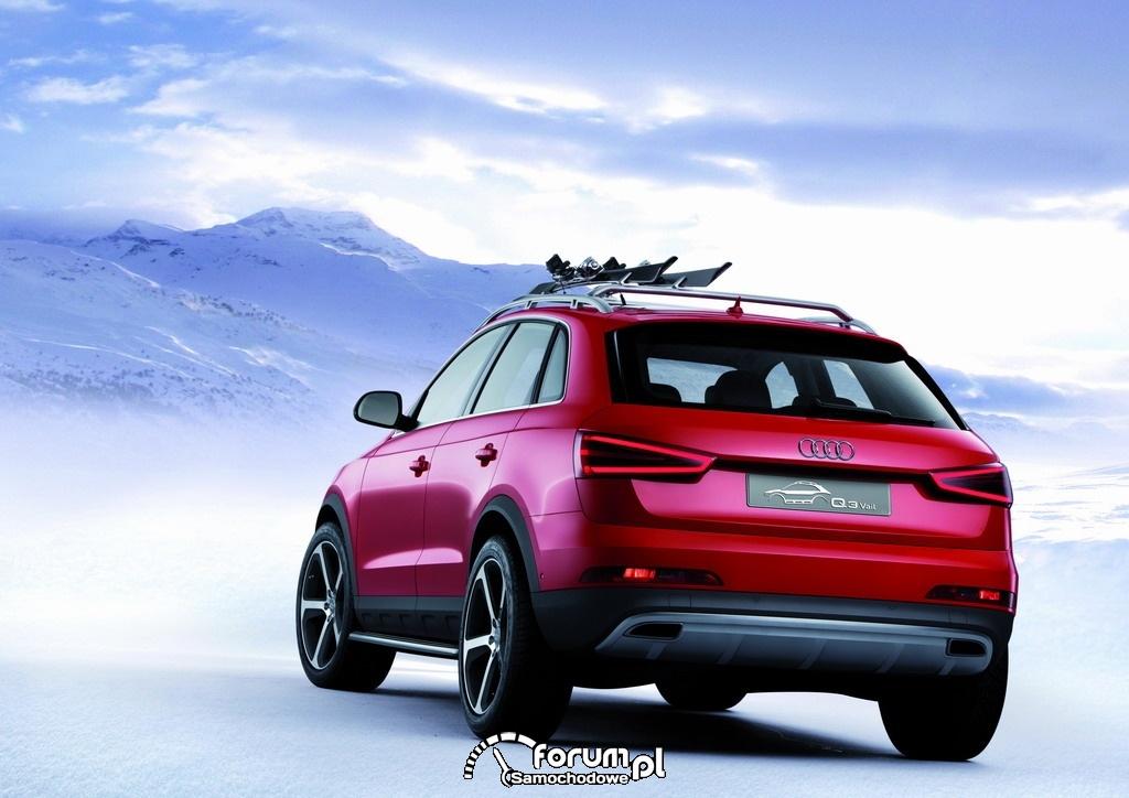 Audi Q3 Vail : 1