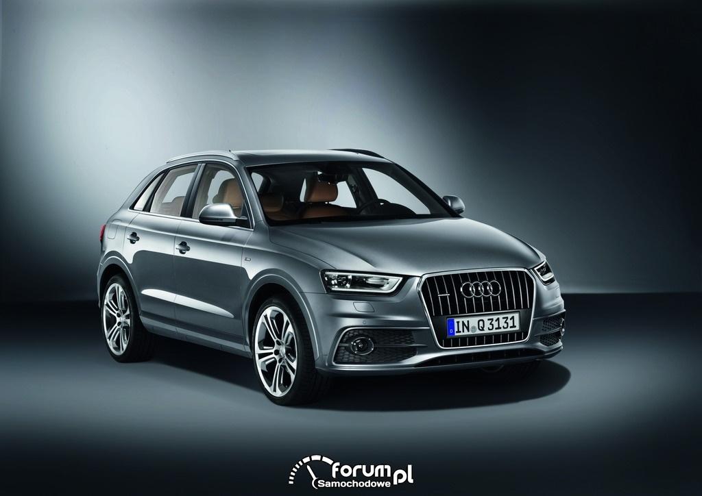 Audi Q3 zdobywa pierwsze miejsce w plebiscycie OFF ROAD AWARD 2012