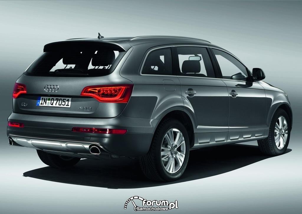 Audi Q7, 2