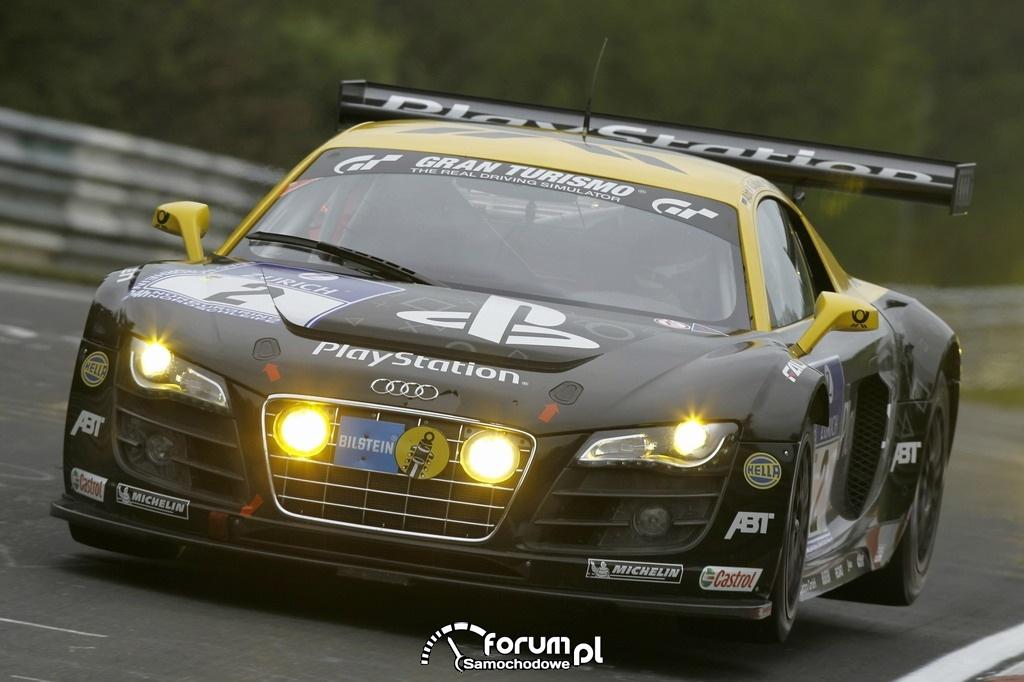 Audi R8 LMS, 2
