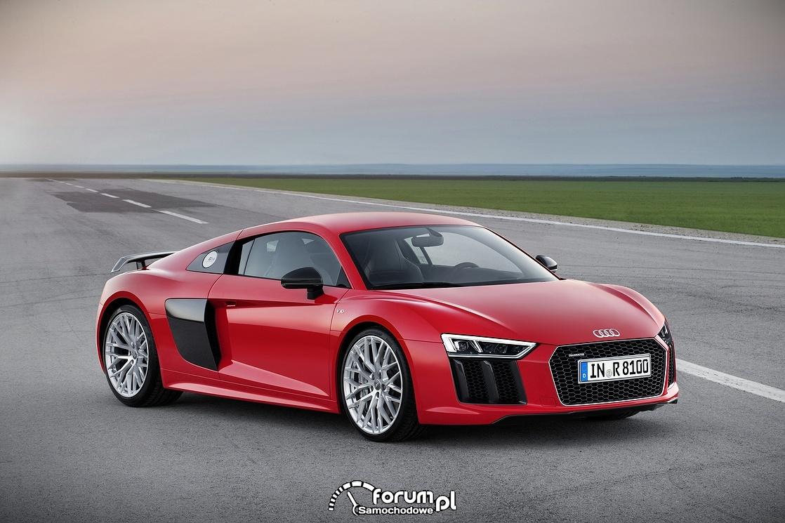 Audi R8 V10 plus ma 610 KM