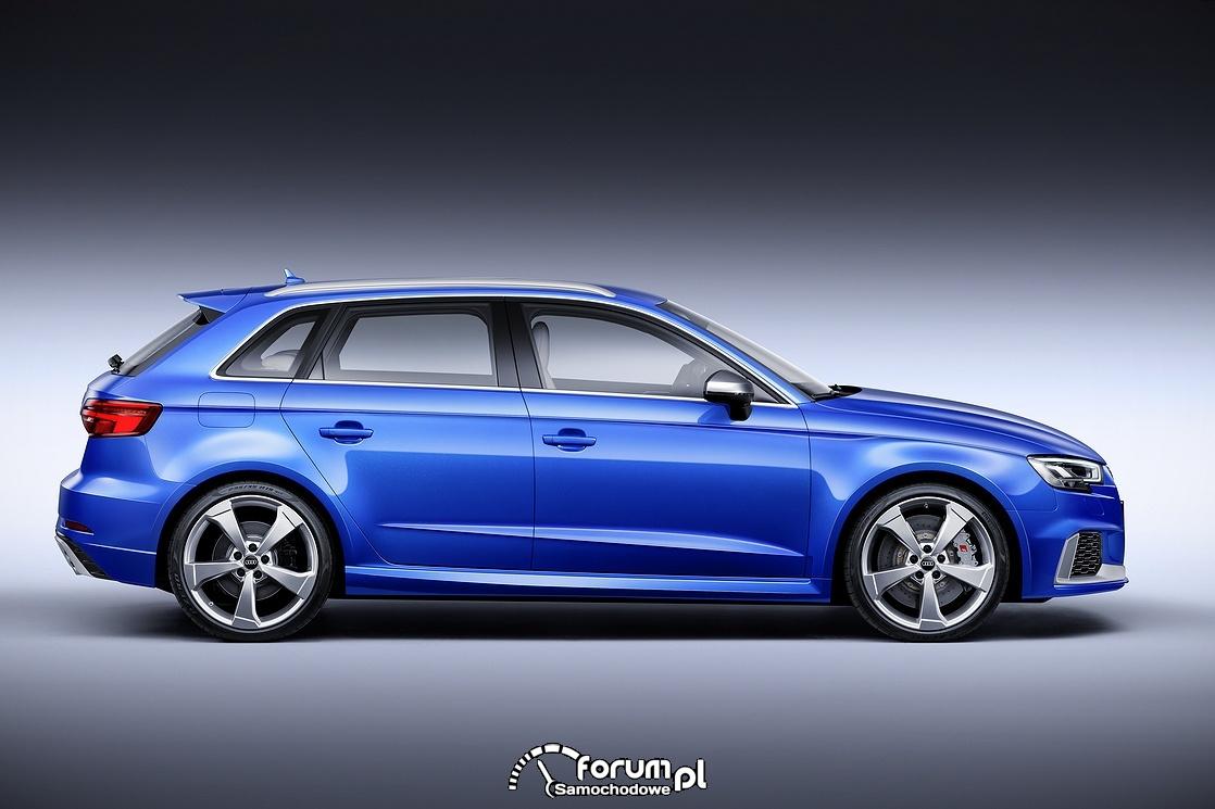 Audi RS 3 Sportback, bok