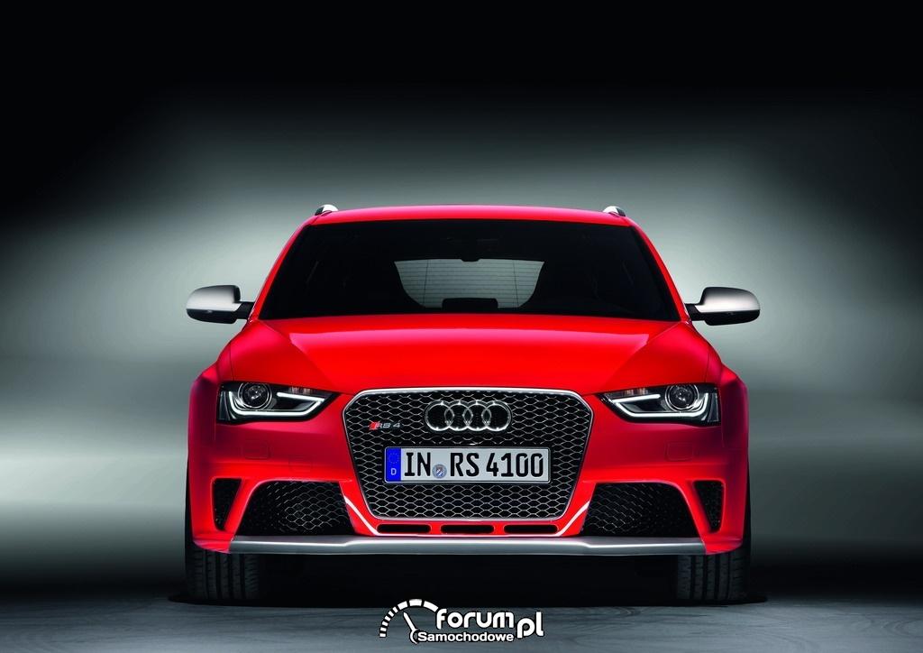 Audi RS 4 Avant - przód