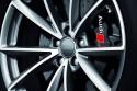 Audi RS 4 Avant, zacisk hamulcowy i wentylowane tarcze hamulcowe