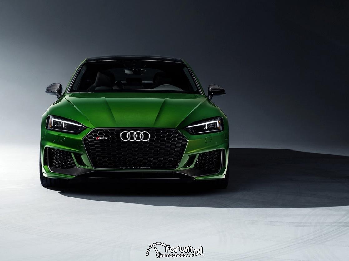 Audi RS 5 Sportback, przód
